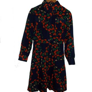 robe vintage années 70