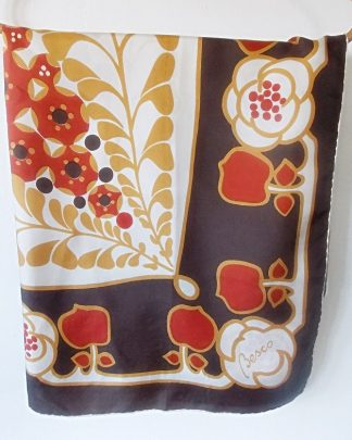 foulard vintage Besco