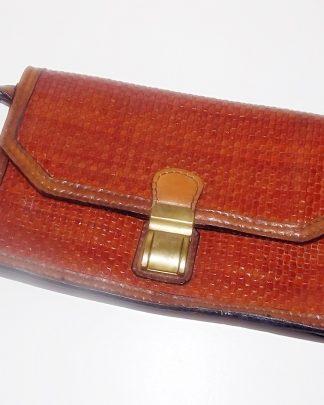 sac vintage cuir Salamander