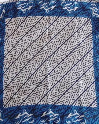 foulard soie BMW