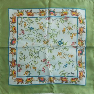 foulard soie Jim Thompson