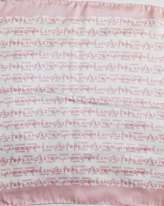 foulard Lancaster en soie