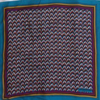 foulard soie Jean Louis Scherrer