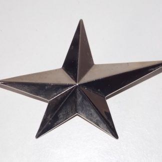 broche vintage étoile Thierry Mugler