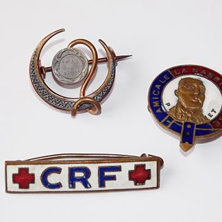 lot de broches insignes militaires