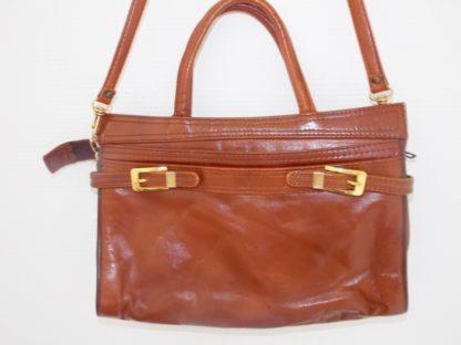 sac vintage en cuir