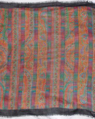 foulard laine Jean Patou