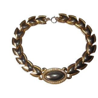 collier choker vintage