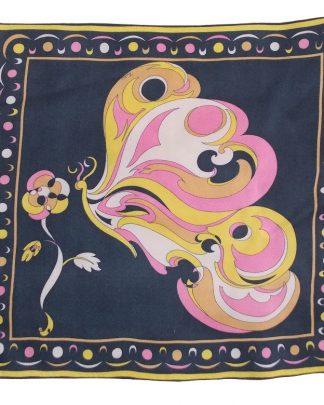 foulard vintage Emilio Pucci
