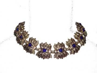 collier vintage Guy Laroche