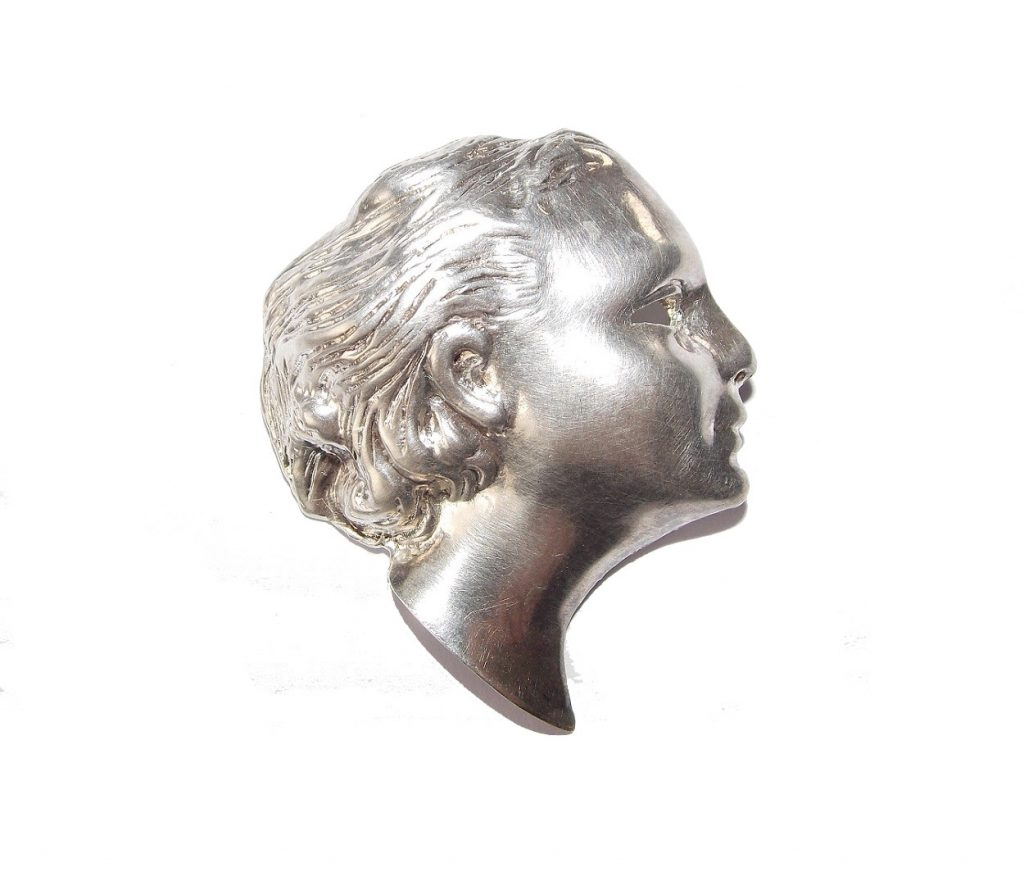 broche vintage Georges Rech