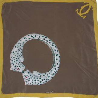 foulard Cartier