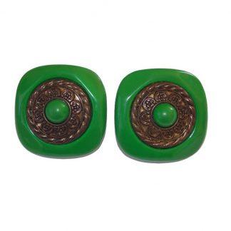 clip vintage vert