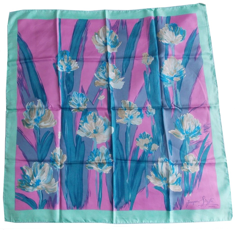 foulard Jacques Griffe