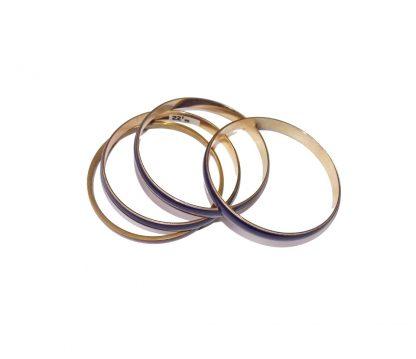 bracelet laiton vintage