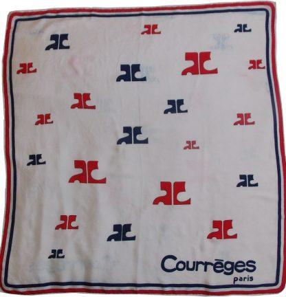 foulard Courrèges