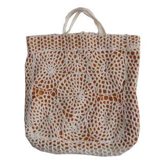 sac crochet vintage