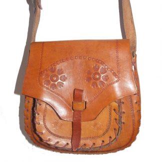 sac cuir naturel