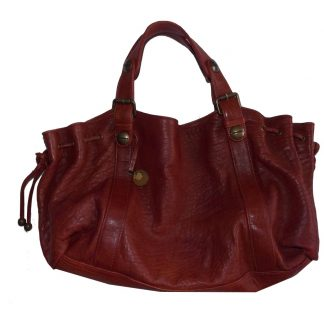 sac cuir Miday midnight