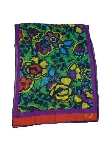 foulard vintage Missoni