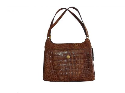 sac cuir croco Guy Laroche